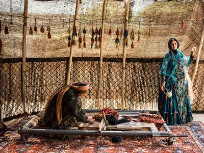 persian nomads