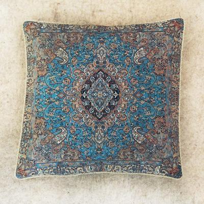 Persian traditional textile (Termeh)