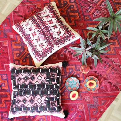 5 exotic home decor hand embroideries