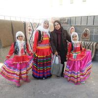 Persian ethnic artisans