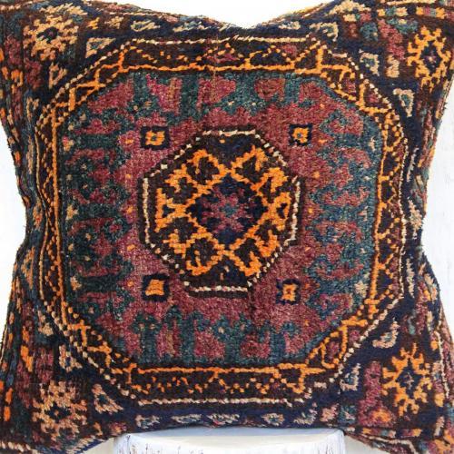Persian Antique Carpet Pillow carpet pillow2