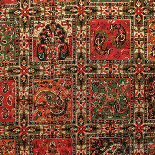 Luxury Handwoven Tablecloth, Wall hanging handmade textile termeh farwayart