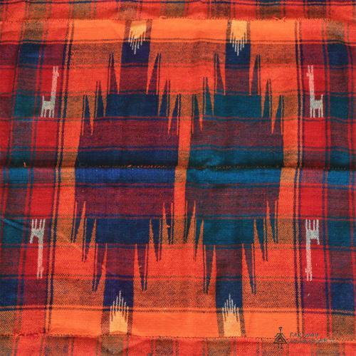Tribal Handmade Wool Blanket