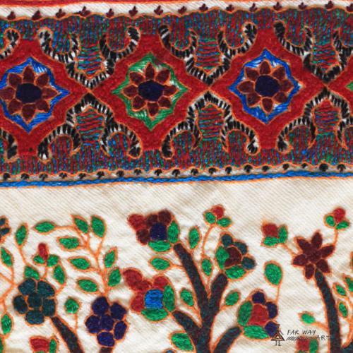 Tree Of Life Hand Embroidery Tapestry suzani2 farwayart