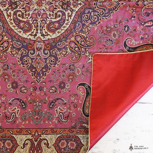 Persian Termeh Textile Mandala Wall hanging termeh mandala wall hanging3 farwayart