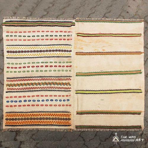 Persian Antique Tribal Rug antique tribal rug2 farwayart