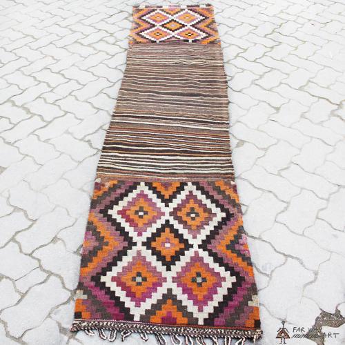 Handmade Nomadic Rug Runner attach_5dc93aa7d4dda
