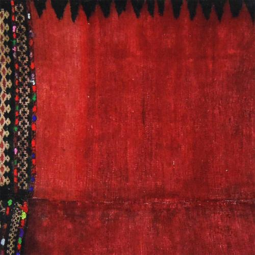 Antique Persian tribal rug (Baluch sofreh) bohemian rug farwayart