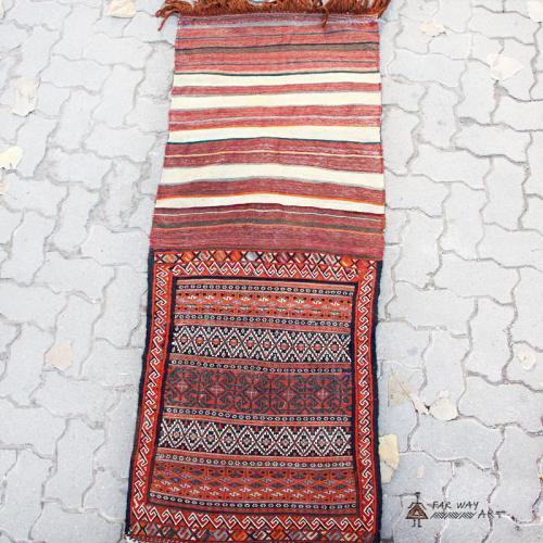 Antique Handmade Nomadic Rug handmade nomadic rug2 farwayart