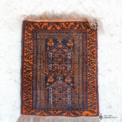 Oriental Tribal Rug Wall Hanging