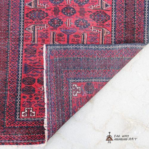 Antique Baluch Tribal Rug / Wall Art persian antique rur4 farwayart