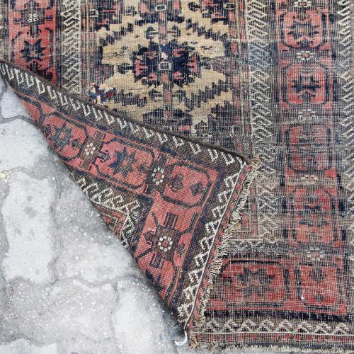 Persian Antique Medium Size Carpet persian antique small carpet3 farwayart