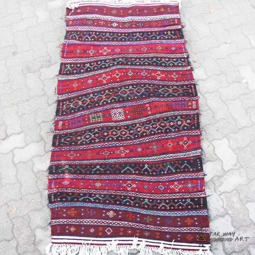 Persian Tribal Rug Runner persian handmade tribal rug runner3 farwayart