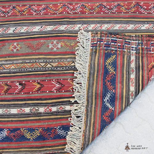 Handmade Persian nomadic rug persian nomadic rug2 farwayart