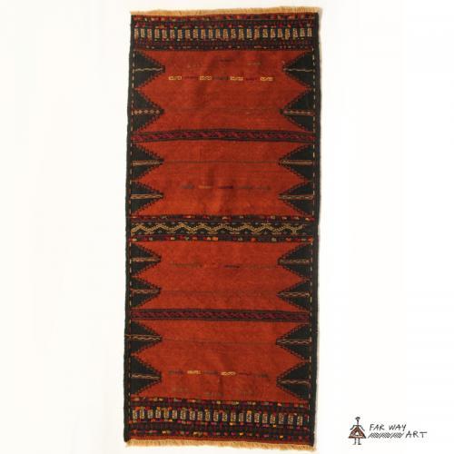 Baluch tribal rug or wall hanging persian tribal rug farwayart
