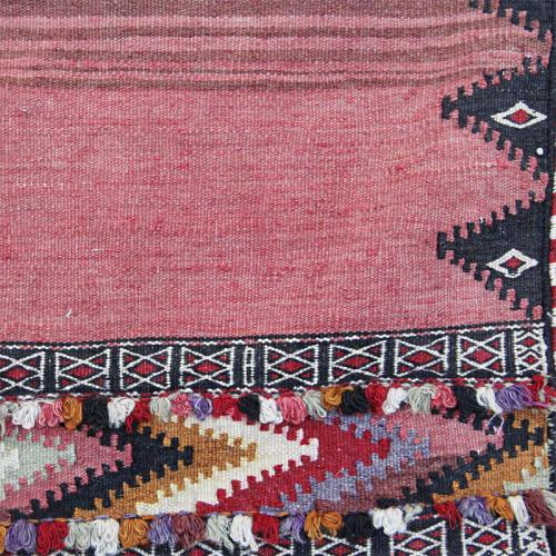 Pink Antique Persian Tribal Rug pink persian tribal rug3 farwayart