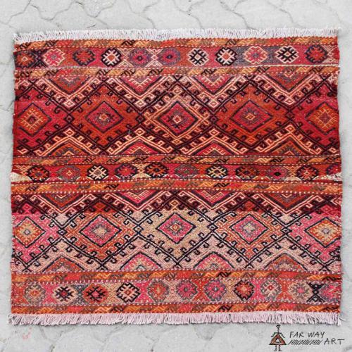 Persian Vibrant Color Rug /Wall hanging