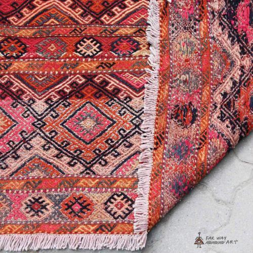 Persian Vibrant Color Rug /Wall hanging rug wallhanging2 farwayart