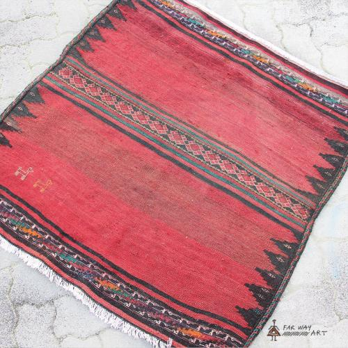 Persian Nomadic Rug / Baluch Sofreh tribal rug baluch sofreh3 farwayart
