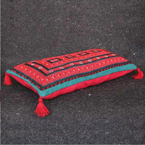 Persian Hand Embroidered Pillow tribal suzani pillow3 farwayart