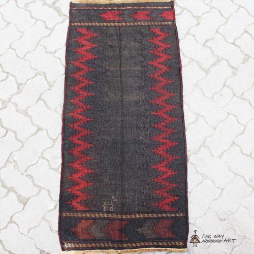 Unique Persian Tribal Kilim rug unique persian tribal rug2 farwayart