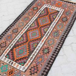 Persian Nomadic Kilim (Turkmen Tribal)