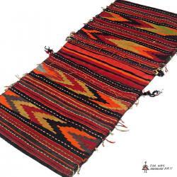 Persian tribal Rug Saddle Bag