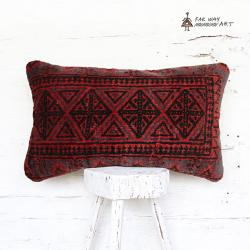 Carpet Lumbar Pillow no.2