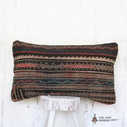 Antique Persian Tribal Rug Pillow no.3