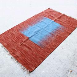 Mazandaran Kilim (minimal tribal rug)