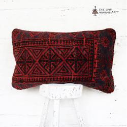 Carpet Lumbar Pillow no.1