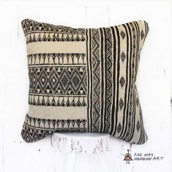 Minimal Persian Tribal Pillow no.1