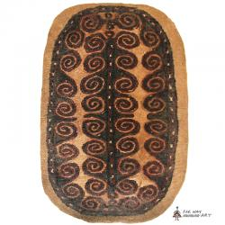 Turkmen Handmade Felt Rug