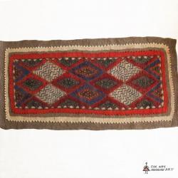 Oriental Tribal Handmade Felt Rug