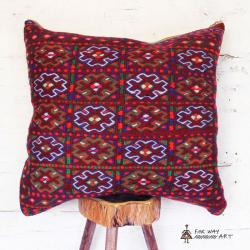 Large Kilim Rug Pillow Cover