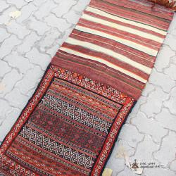 Antique Handmade Nomadic Rug