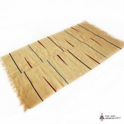 Mazandaran Minimal Flat Woven Rug