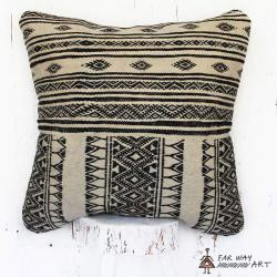 Minimal Persian Tribal Pillow no.2