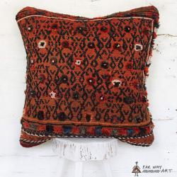 Oriental Tribal Kilim Pillow
