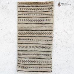 Persian Antique Minimal Kilim