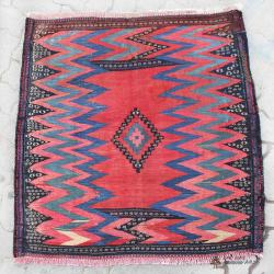 Persian Antique Tribal Rug (Baloch Sofreh)