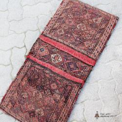Persian Antique Saddle Bag Rug