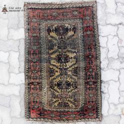 Persian Antique Medium Size Carpet