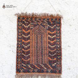 Persian Tribal Rug Wall Hanging