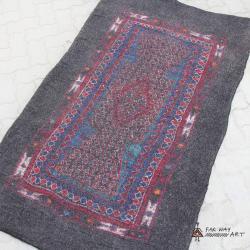 Persian Handmade Felt Carpet