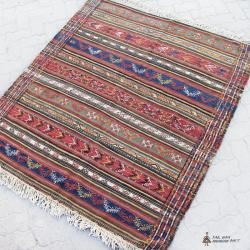 Handmade Persian nomadic rug