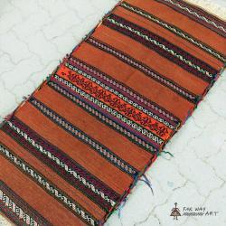 Tribal Natural Camel Color Rug
