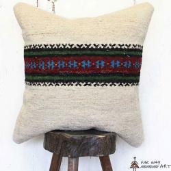 Persian Tribal Kilim Pillow