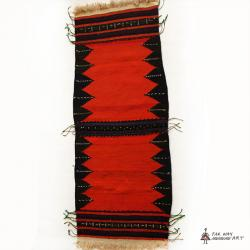Vibrant Tribal Rug Wall Decor