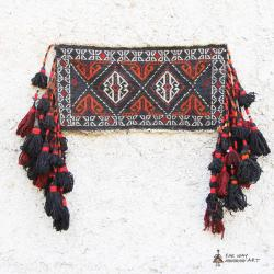 Antique Tribal Rug Wall Hanging